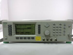 Anritsu 69367b Ultra Low Noise Synthesized High Performance Signal Generator