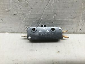 Micro Switch 1pl1 Limit Switch 15a 125 250 Or 480 Vac Push Button