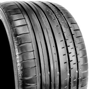 Continental Sportcontact 2 N2 295 30zr18 Zr Used Tire 9 10 32 105218