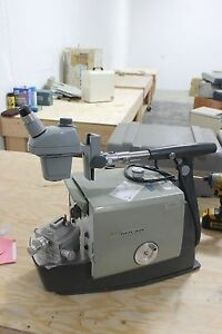 Dupont Sorvall Mt2 b Ultra Microtome With Microscope And Stand Nice