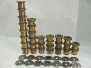 Lot Of 43 Westwind Air Spindle Front rear thrust Bearings Drilling routing