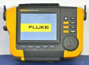 Fluke 810 Vibration Tester With 810s Sensor Accessories And Warranty
