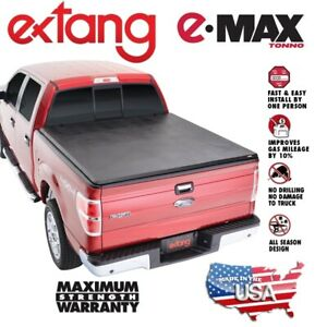 72460 Extang E max Tonneau Cover Toyota Tundra 5 6 Bed 2014 2019