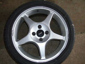 Ford Focus Svt 2002 2004 17 Rim 5 Spoke Light Bend