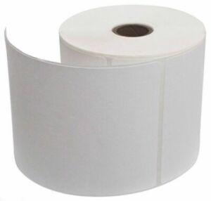 4x6 Direct Thermal Shipping Labels 250 roll For Zebra Gk420d Thermal Printer