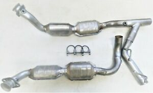 1997 1998 1999 2000 Ford F 150 5 4l 4wd Catalytic Converter