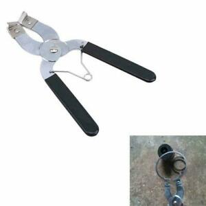 1x Car Piston Ring Compressor Plier Remover Engine Install Expander Tool Ratchet
