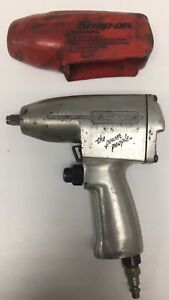 Snap On Im31 3 8 Drive Pneumatic Impact Wrench Reversible Air Tool W Boot