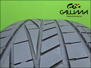 1 One Tire Nice Goodyear 285 40 20 Excellence 104y Runflat Tech Oem Bmw 48670
