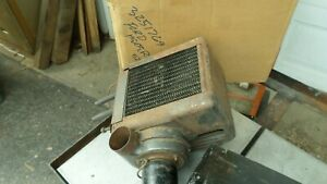 Factory 1948 1952 Ford Truck Heater Box Blower Motor Housing Assembly