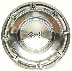 Chevrolet Impala 1960 Wheel Cover 14 Hub Cap 60 Chevy Bel Air Hubcap Biscayne