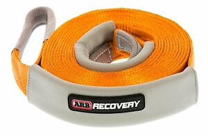 Arb705lb Arb Usa Orange Nylon Snatch Recovery Strap 2 3 8 X 30 W 17 500lb Cap