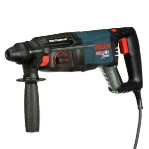 Bosch Hammer Drill 8 Amp Corded Variable Speed Sds plus Rotary Carrying Case