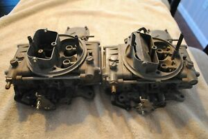 1967 Shelby Gt 500 Bj Bk Carburetors Fall 1966 Shelby Cobra
