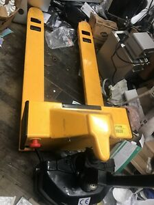Electric Pallet Jack Semi Electric Pallet Jack 2200 37x48 Local Pick Up
