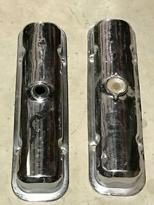 1967 1979 Pontiac Valve Covers 350 400 455 Off Of 64 Heads
