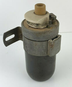 Vintage Mallory 12v Best Coil Racing Hot Rod Flathead Ford Scta C 5100