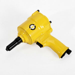 Pneumatic Air Hydraulic Pop Rivet Gun Riveter Riveting Tool 3 16 5 32 1 8