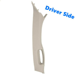 For 02 10 Dodge Ram Left Driver Pull Grab Handle A Pillar Windshield Post Trim
