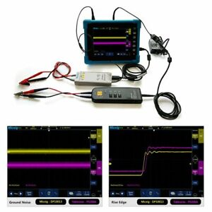 Micsig Oscilloscope 1300v 100mhz High Voltage Differential Probe Kit Dp10013 By