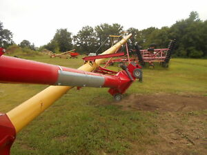 Westfield Mkx 100 63 Auger Corn Screen Hydraulic Swing Hopper