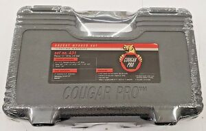 Cougar Pro By Wright Tools A31 3 8 Dr 13 pc Socket Wrench Set Sae