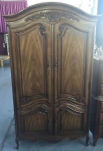 Thomasville Armoire French Provincial