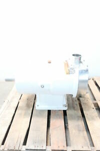 Alfa Laval Sx6 140 Positive Displacement Stainless 3in Rotary Lobe Pump