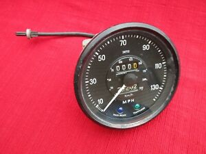 Oem Smiths Speedometer Gauge 1968 1972 Triumph Tr5 Tr250 And Tr6