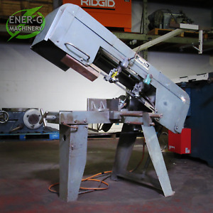 Johnson 6 Horizontal Band Saw Model B Id S 013