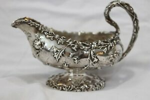 Superb Sterling Silver Kirk Son Gravy Boat Price Reduction Now 675