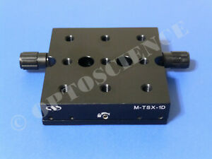 Newport M tsx 1d Linear Translation Stage 1 Dovetail Metric
