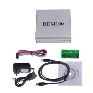 Bdm 100 Programmer V1255 Chip Reader Ecu Tuning Supplied With Motorola Mpc55x