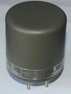 Agilent Hp 16476a 2 8mh Reference Inductor Standard