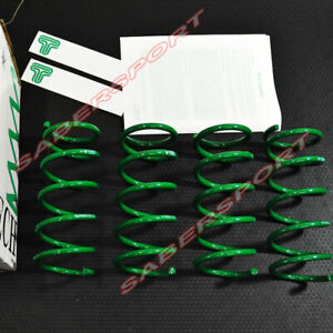 Tein S tech Series Lowering Springs Kit For 2009 2013 Toyota Corolla Xrs 2 4l