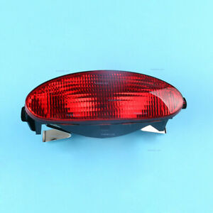 6351k5 Rear Bumper Center Lamp Without Bulbs Fits Peugeot 206 Hatchback 1998