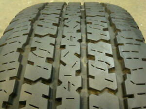 Firestone Transforce Ht Lt 265 70r17 121 118r Used Tire 9 10 32 25595