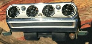 1965 Ford Mustang Under Dash Air Conditioner Rebuilt New Parts Good Chrome More