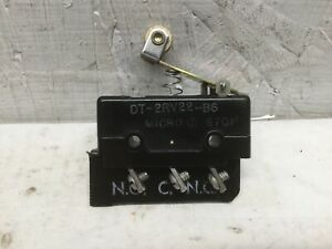 Micro Switch Dt 2rv22 b6 Roller Lever Limit Switch 10a 125 Or 250 Vac