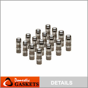 Ford Racing 5 0l 302 Hydraulic Roller Lifters Valve Tappets 85 95 Mustang 351w