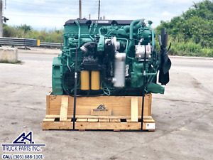 2008 Detroit Series 60 14 0l Diesel Engine Ddec 6 Egr Dpf Model 14 0l 515hp