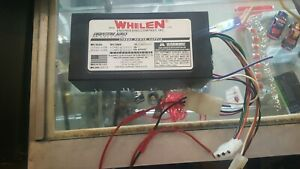 Whelen Competitor Series Cs240 Strobe Power Supply