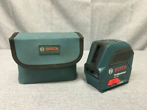 Used Bosch Professional Gll 50 Self Leveling Laser