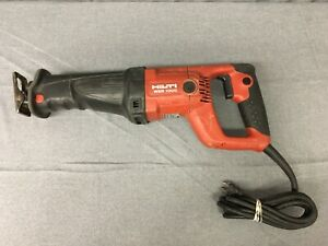 Used Hilti Wsr 1000 120v Electric Corded 9 0a Reciprocating Saw
