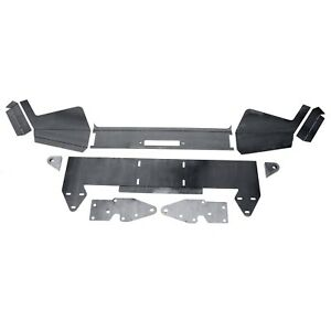 Diy Front Winch Bumper Bare Metal For 1984 2001 Jeep Cherokee Xj New
