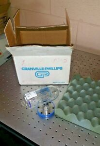 Granville Phillips Ionization Vacuum Gauge Glass Bayard alpert Type 274006