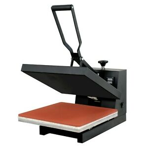 10x12 Digital Sublimation Heat Press Machine Transfer Swing Away 360 For T shirt