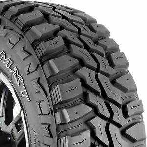 4 New Mastercraft Courser Mxt 305 70r16 Load E 10 Ply M t Mud Tires