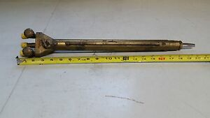 Oxy Cutting Torch With Bevel Tip Airco 4781 Usa One Of 3 Nice Shape Used Bug o