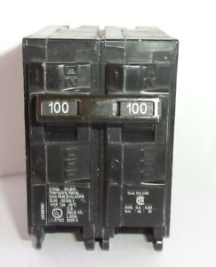 Siemens Eq9675 2 Pole 100a 120 240 V Circuit Breaker New No Box